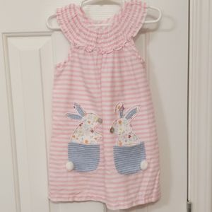 Mud Pie Easter dress
